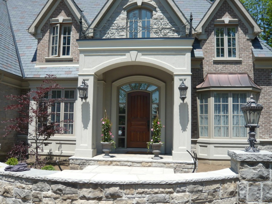 Kingsway Stucco Accent Pictures